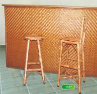 Промоция на Бар стол от ракита