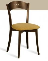 Промоция на Дизайнерски стол от масив