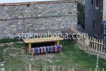 Промоция на дървена маса за кръчма