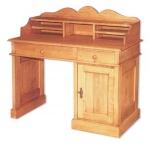 Промоция на бюро от масивна дървесина