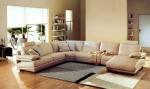 Промоция на дизайнерски ъглов диван