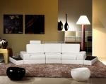 Промоция на луксозен дизайнерски диван с вградено барче по поръчка