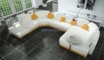 Промоция на луксозна мека мебел с лежанка