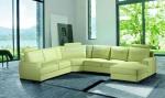 Промоция на луксозен дизайнерски ъглов диван
