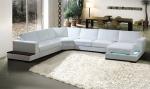 Промоция на луксозна ъглова мека мебел