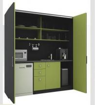Промоция на Компактна офис кухня