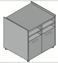 Промоция на Шкаф за техника 70/60/74см