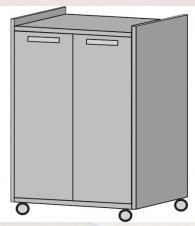 Промоция на Шкаф за техника с размери 60/50/84см