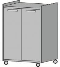 Промоция на Шкаф за техника с две врати