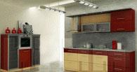 Промоция на Модерна кухня с дължина 4,10 м