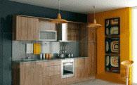 Промоция на Стилна кухня по поръчка с дължина 3,10м