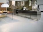 Промоция на модерна метална кухня