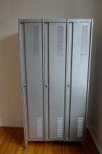 Промоция на шкаф метален