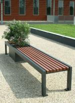 Промоция на Нестандартни пейки от метал по поръчка
