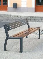 Промоция на метални пейки по поръчка