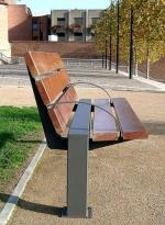 Промоция на Изработка на стандартни и нестандартни метални пейки