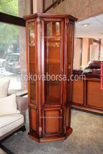 Промоция на стъклени дървени витрини по поръчка