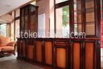 Промоция на изработка на стъклени дървени витрини