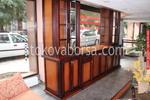 Промоция на стъклена дървена витрина по поръчка