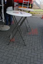 Промоция на Сгъваеми маси за кетъринг