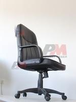 Промоция на въртящи офис столове с кожа или дамаска луксозно изпълнение