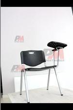 Промоция на много модели на посетителски офис стол с масичка