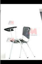 Промоция на посетителски офис стол с масичка с доставка