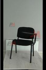 Промоция на посетителски офис стол с масичка с гаранция
